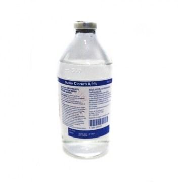 Sodio cloruro (eurospital) 1 flacone 500 ml 0,9%