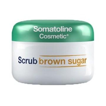 Somatoline cosmetic scrub brown sugar 350 g