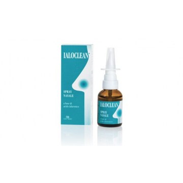 Ialoclean Spray Nasale Fluidificante Idratante 30 ml