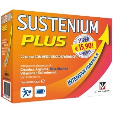 Sustenium Plus Intensive Formula Energia 22 bustine