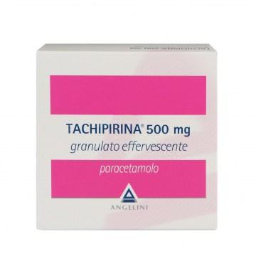 Tachipirina 500 mg Granulato Effervescente Influenza e Raffreddore 20 bustine