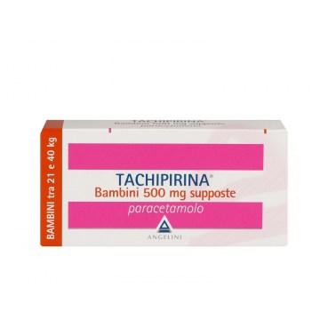 Tachipirina 500 Bambini 10 supposte 500mg