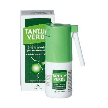 Tantum verde 0,15% Soluzione da nebulizzare 30ml