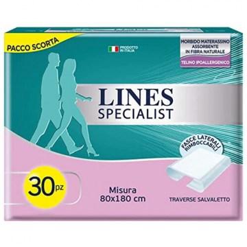 Traversa lines specialist classic 80x180cm tp 30 pezzi