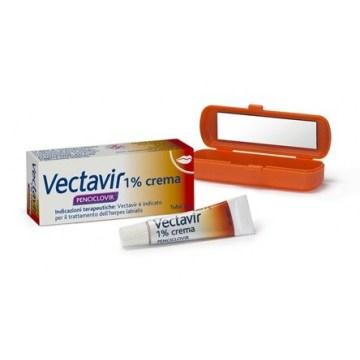 Vectavir 1% Crema Herpes Labiale 2 g