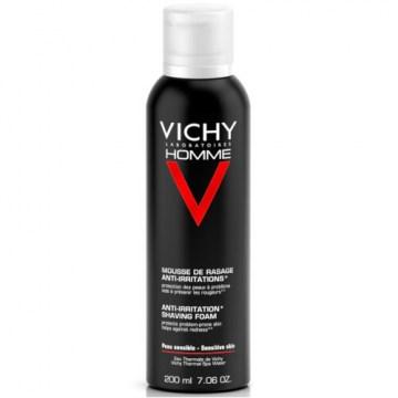 Vichy homme schiuma da barba 200 ml