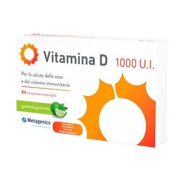Vitamina d 1000 ui 84 compresse