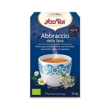 Yogi tea abbraccio della sera 17 filtri astuccio 30,60 g