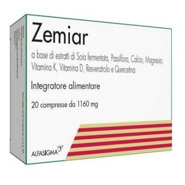 Zemiar 1160 mg Menopausa 20 compresse