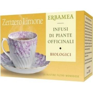 Zenzero/lim bio 20 bustine 30 g