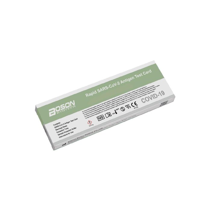 Boson AutoTest Tampone Antigenico Rapido Covid-19