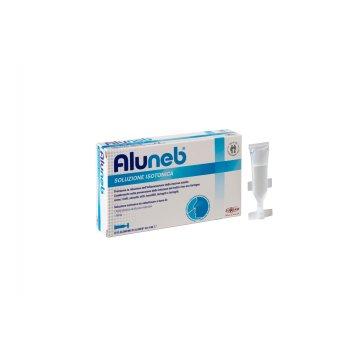 Aluneb Soluzione Aerosol da Nebulizzare 15 flaconcini da 4 ml