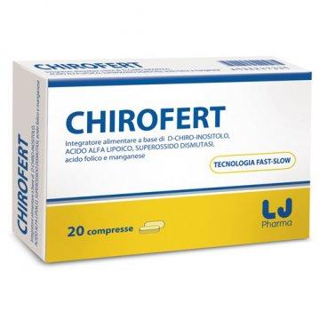 Chirofert 20 Compresse Integratore antiossidante