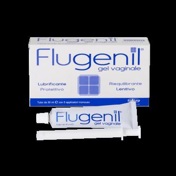 Flugenil gel lubrificante vaginale 30ml