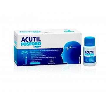 Acutil Fosforo Advance Integra Funzioni Mentali 10 flaconcini