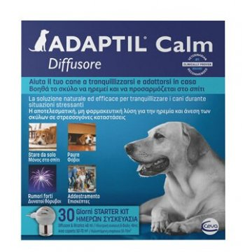 Adaptil calm diffusore + ricarica 48 ml