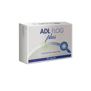 Adl flog plus 1150 mg 20 compresse