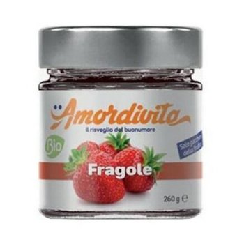 Amordivita composta fragole 260 g
