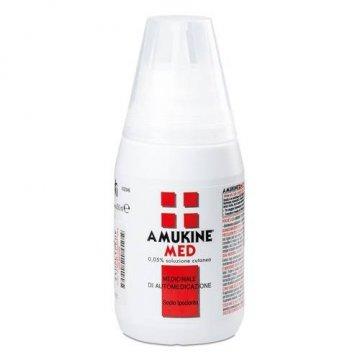 Amukine Med Soluzione Cutanea  250 ml 0,05%