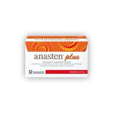 Anasten Plus Integratore Funzione Contrattile Cuore e Muscoli 20 stick