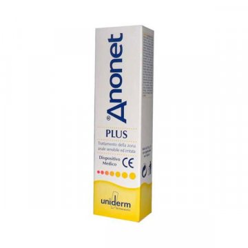 Anonet Plus Crema Emolliente Emorroidi tubo 30 g