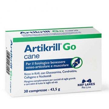 Artikrill go cane 30 compresse