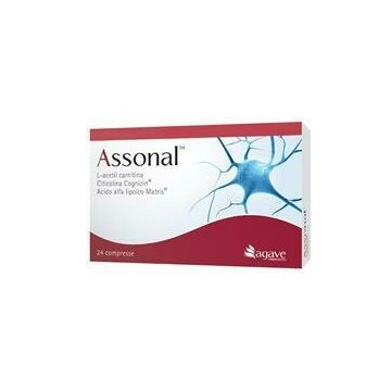Assonal Integratore per Neuropatie 24 compresse