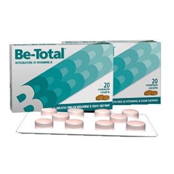 BeTotal 20 Compresse Integratore Alimentare di Vitamine B