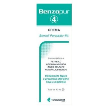 Benzopur 4 crema 30 ml