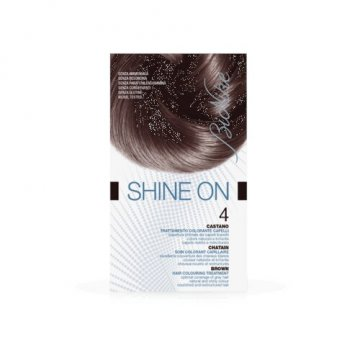 Bionike shine on colore capelli castano 4