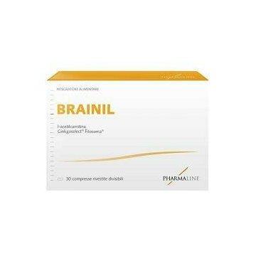 Brainil Integratore per la Memoria 30 Compresse