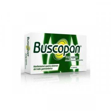 Buscopan Spasmolitico 6 supposte 10 mg