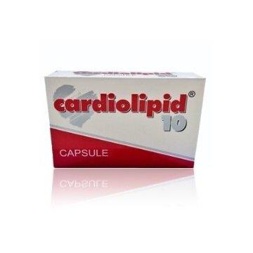 Cardiolipid 10 Mantenimento del livello di colesterolo 30 capsule