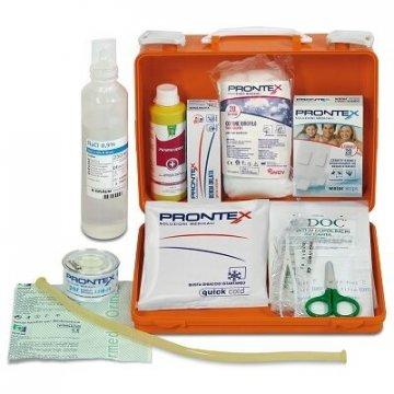 Cassetta pacco medicale gruppo c