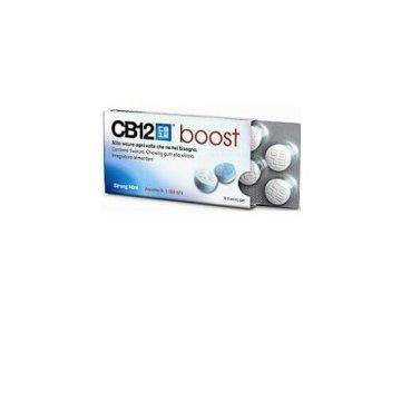 Cb12 Boost 10 Gomme da masticare per Alito Cattivo