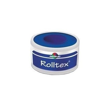 Cerotto in rocchetto master-aid rolltex tela 5x2,5