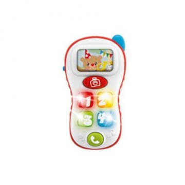 Chicco gioco selfie phone ita/en
