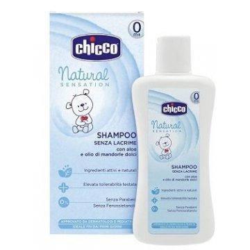 Chicco cosm nat sensibili shampoo 200ml