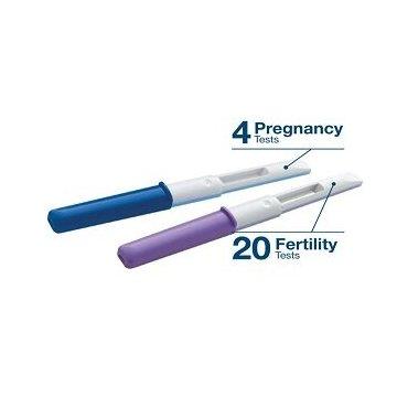 Clearblue fertilita' stick 20 + 4