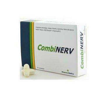 Combinerv per il sistema nervoso 20 compresse