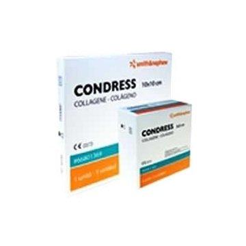 Condress medicazione con collagene equino 5x5 cm 3 pezzi