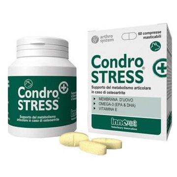Condrostress + 60 compresse masticabili
