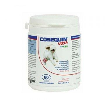 Cosequin Ultra con ASU 80 compresse per Cani Small e Medium