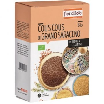 Cous cous di grano saraceno 500 g