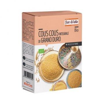 Cous cous integrale grano duro bio 500 g