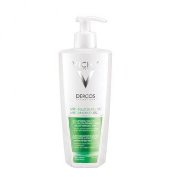 Dercos shampo antiforfora grassi 390 ml