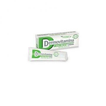 Dermovitamina micoblock crema 30 ml