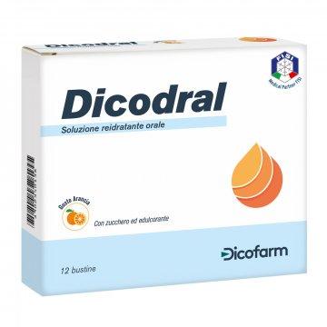 Dicodral integra sali minerali&glucosio 12 bustine
