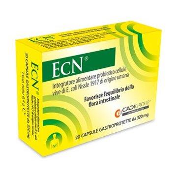 ECN Integratore Alimentare Probiotico 20 capsule