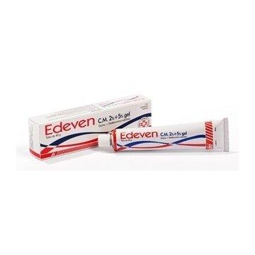 Edeven cm gel  dolori articolari tubo 40 g 2%+5%